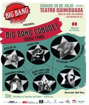 BIG BANG CABARET SHOW FINAL