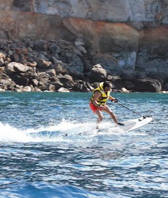 Jet Kayak, Jet angler y Jet surf