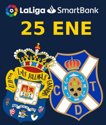 LaLiga SmartBank - UD Las Palmas VS CD Tenerife