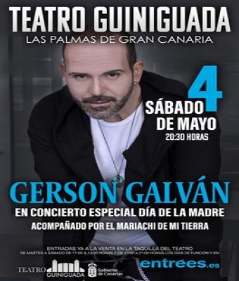 GERSON GALVÁN EN CONCIERTO