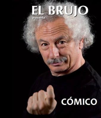 """""""EL BRUJO"""" RAFAEL ÁLVAREZ"""
