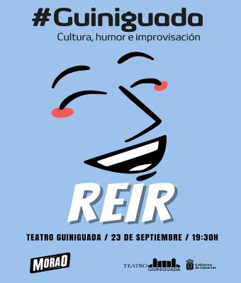 GUINIGUADA: REIR