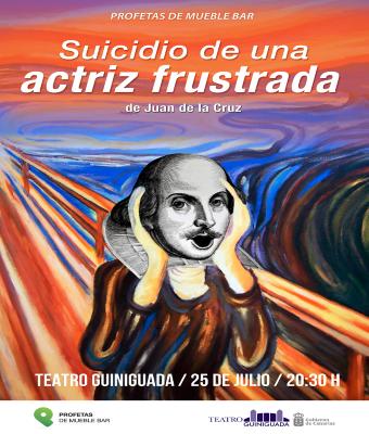 SUICIDIO DE UNA ACTRIZ FRUSTRADA
