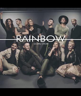 """""""A Rainbow Christmas"""", RAINBOW GOSPEL CHOIR"""