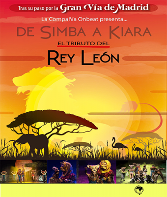 De Simba a Kiara. El tributo del Rey León
