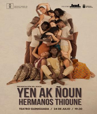 YEN AK ÑOUN: HERMANOS THIOUNE
