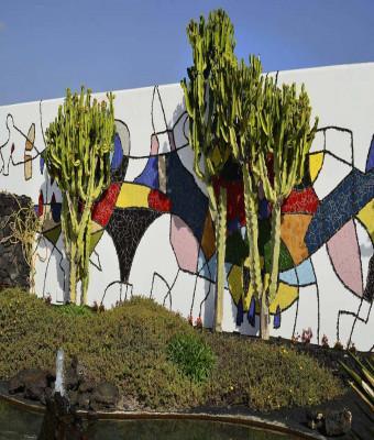 Fundación Cesar Manrique express