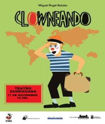 CLOWNEANDO