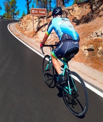 Road Cycling -  Teide