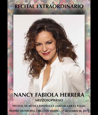 RECITAL EXTRAORDINARIO DE NANCY FABIOLA HERRERA MEZZOSOPRANO