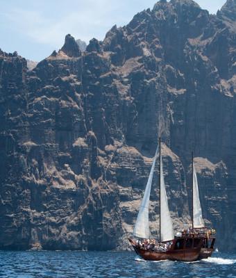 Paseo en barco en el Shogun