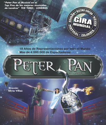 PETER PAN, EL MUSICAL