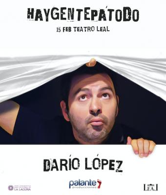 DARÍO LÓPEZ - HAY GENTE PA' TODO