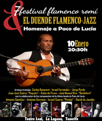 VII Festival Flamenco Romí