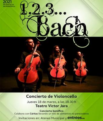 1,2,3... Bach