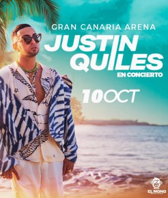 Justin Quiles en Concierto