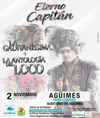 Eterno Capitán - Comparsa de Juan Carlos Aragón