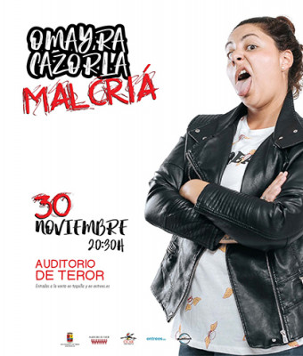 "OMAYRA CAZORLA ""MALCRIÁ"""
