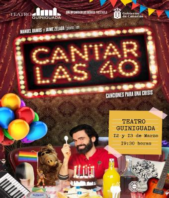 CANTAR LAS 40