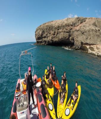 Snorkel & Kayak & Paddelboard