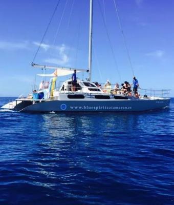 Blue Spirit Catamarán