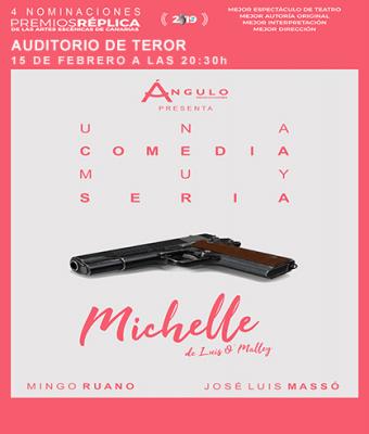 Michelle, una comedia muy seria