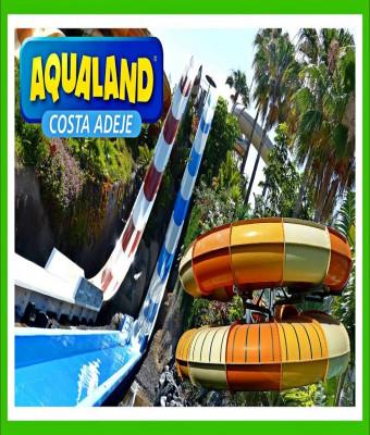 Aqualand Costa Adeje con bus