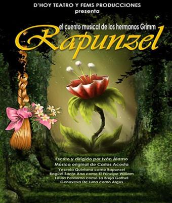 Rapunzel, el cuento musical de los hermanos Grimm