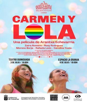 FILMOTECA CANARIA: CARMEN Y LOLA