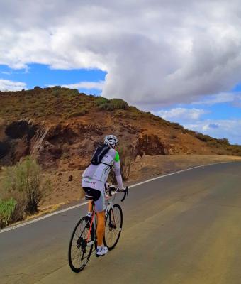 Road Cycling -  El Medano