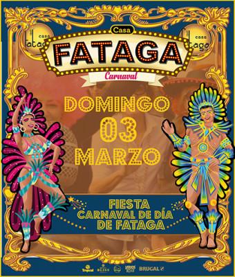 Casa Fataga - Fiesta Carnaval de día Fataga