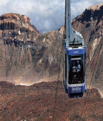 Entradas Teleférico del Teide