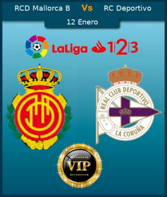 PALCO VIP PREMIUM - RCD Mallorca VS RC Deportivo