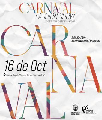 CARNAVAL FASHION SHOW LAS PALMAS DE GRAN CANARIA