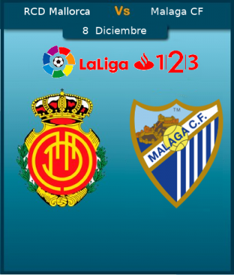 RCD Mallorca VS Málaga CF