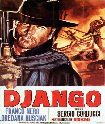 FILMOTECA CANARA - DJANGO
