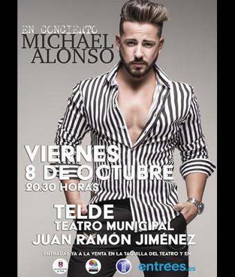 """Michael Alonso presenta en concierto su primer disco """"Volver a comenzar"""""""