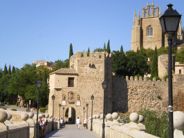 Royal Monastery of El Escorial, The Valley of the Fallen and Toledo Half Day Tour