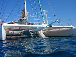 Aventura pirata a vela