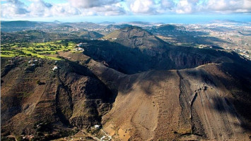 CRATER DE BANDAMA