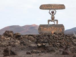 Visita al Parque de Timanfaya - ruta de los volcanes