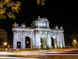 Madrid Night Tour with Optional Flamenco Show