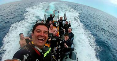 scuba dive in Gran Canaria