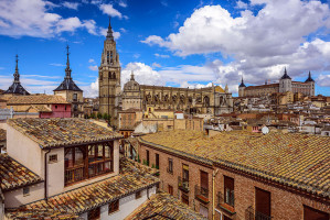 Toledo en profundidad con almuerzo tradicional