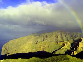 Viaje en helicóptero por Tenerife