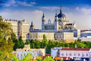 Tour por el Palacio Real y visita a los jardines