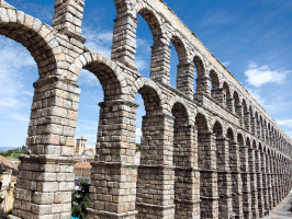 Segovia and Pedraza Tour