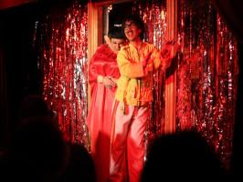 Musical Hall Tavern Night Show