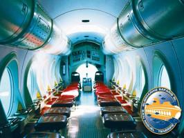 Viaje en submarino