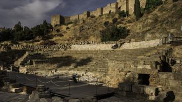Teatro Romano y  Alcazaba LQ